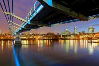 Millenium Bridge to the future